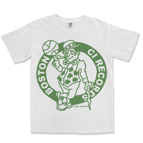 CI RECORDS x CELTICS TEE