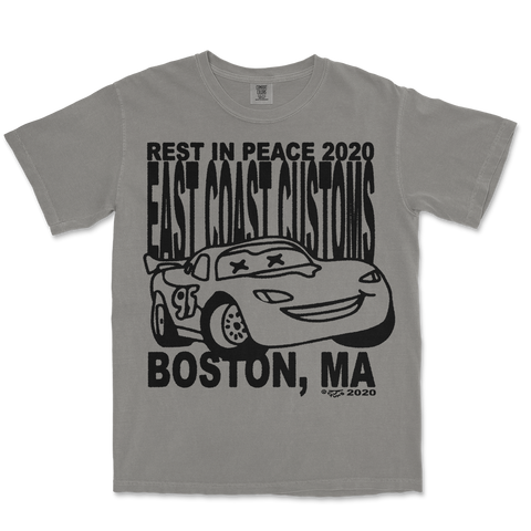 EAST COAST CUSTOMS TEE