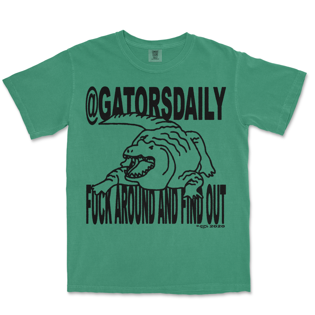 GATORS DAILY TEE