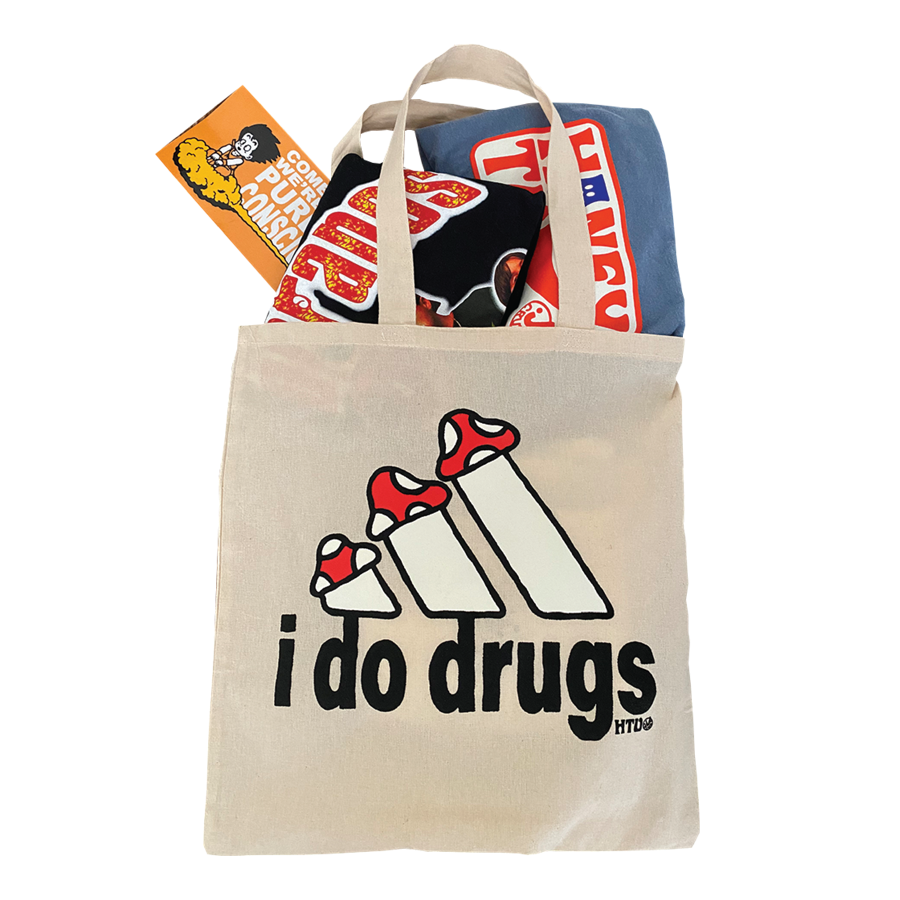 I DO DRUGS MYSTERY BAG