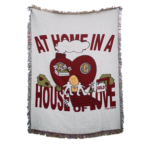 HOUSE OF LOVE BLANKET
