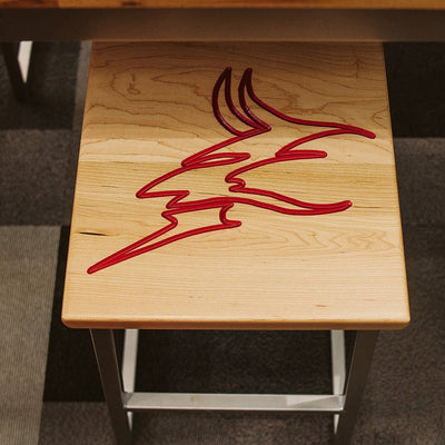 Custom Logo Stool Seating