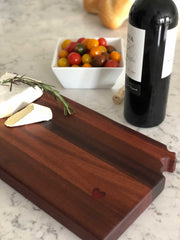 Kansas Cutting Board