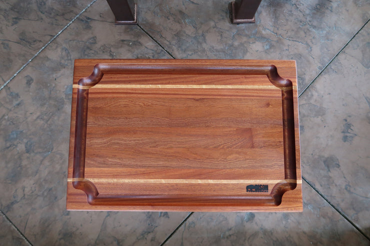Competition BBQ Cutting Board