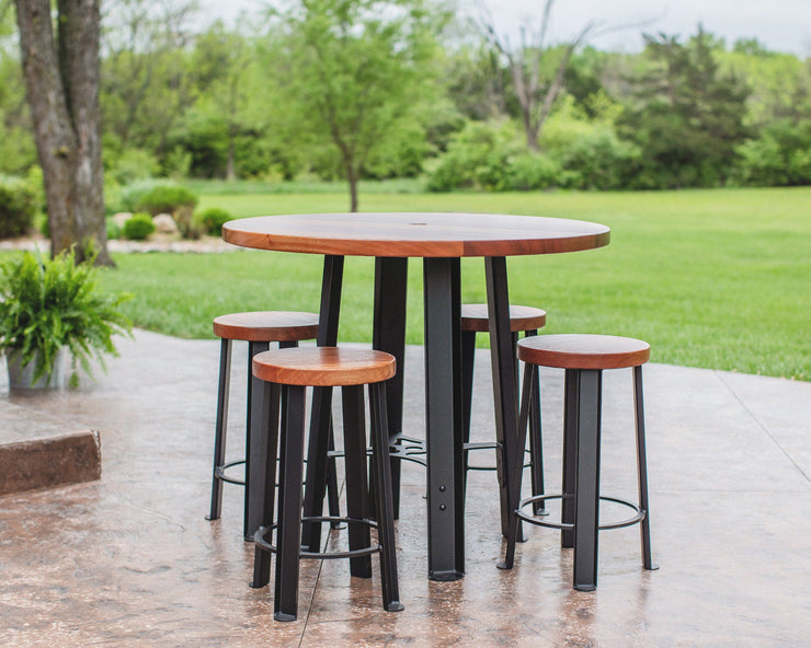 Patio Pub Table
