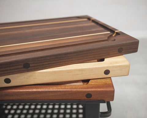 Cutting Board Cart