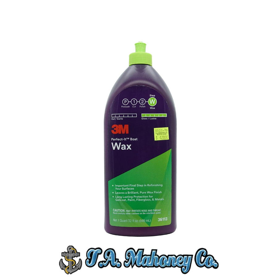 3M Perfect-It Wax 32oz.