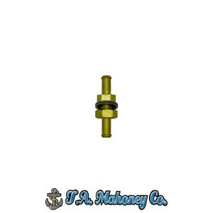 "3/8"" x 3/8"" Bulkhead Fitting"