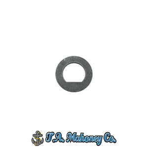 "1"" Axle D Washer"