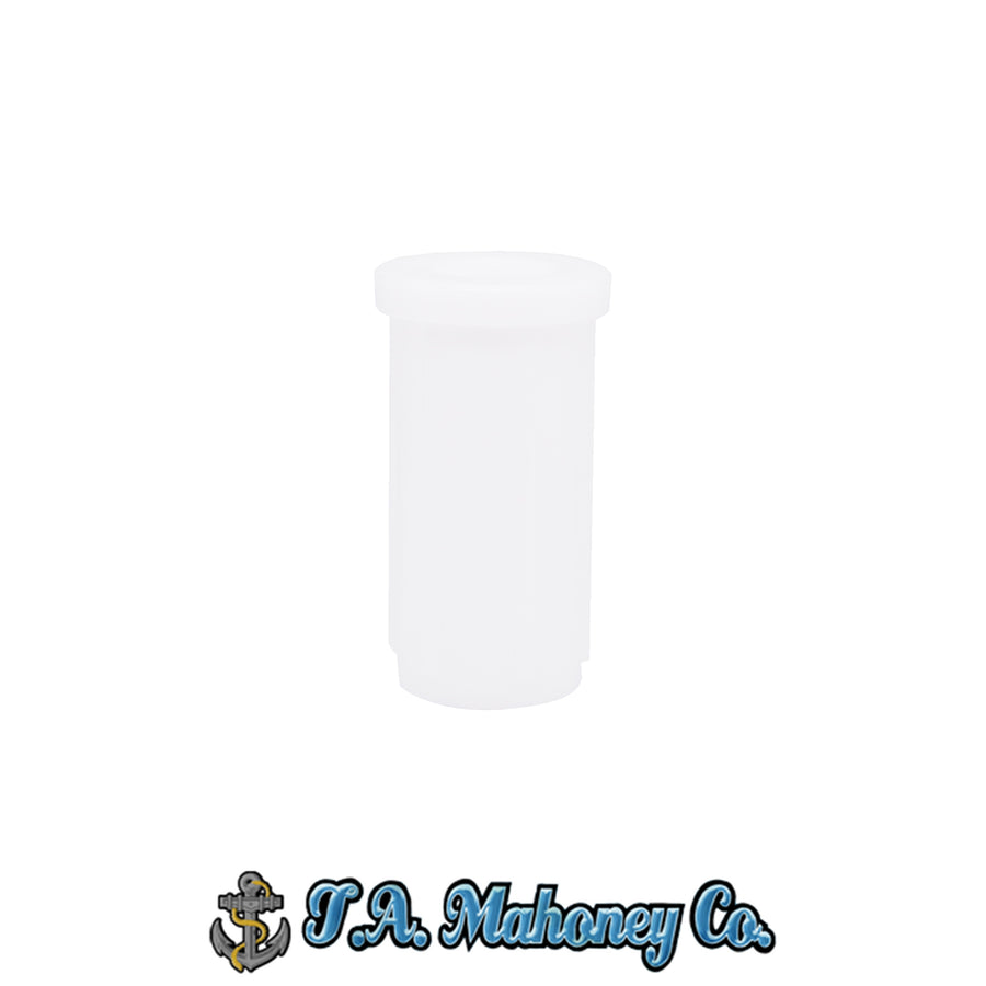 White Nylon Bushing Skin