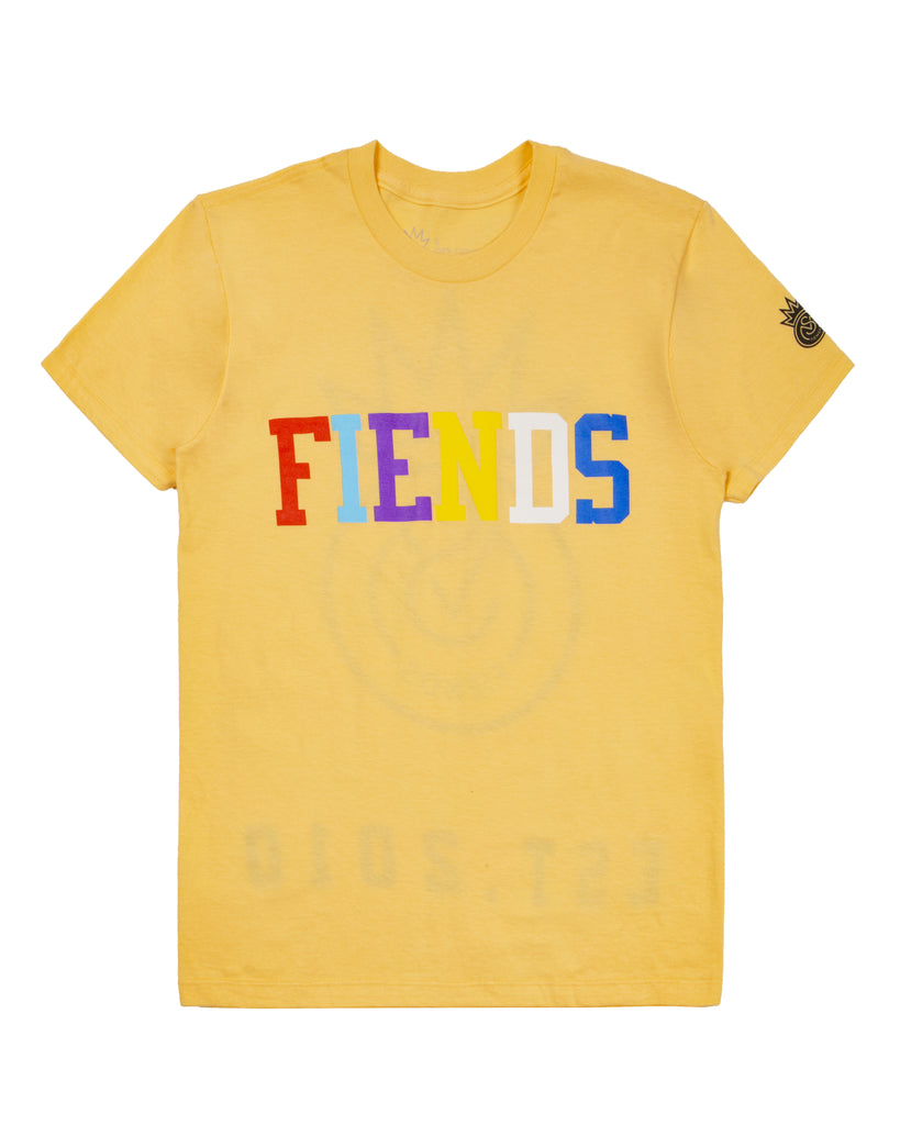 THE SQUASH FIENDS TEE