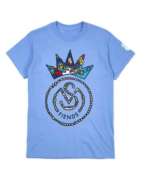 THE CAROLINA BLUE SMF TEE