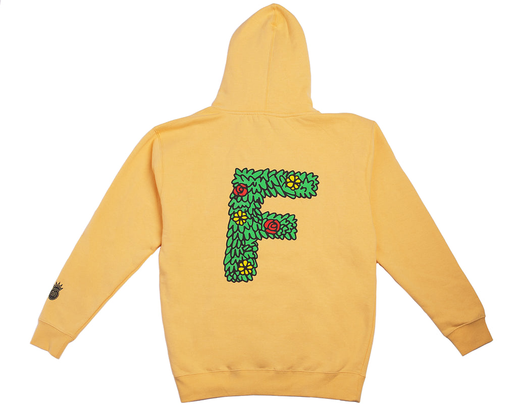 THE FLOWER BED HOODIE