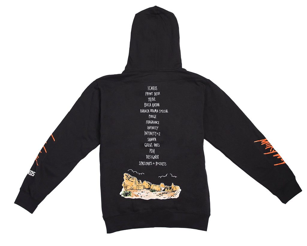 THE MILKY WAY HOODIE