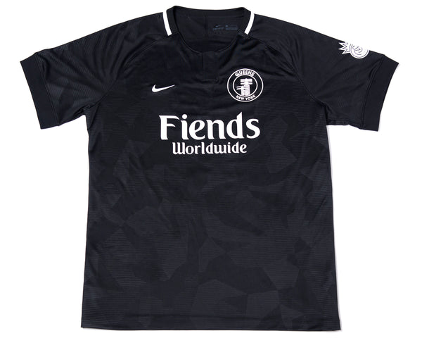 FIENDS WORLDWIDE JERSEY - BLACK
