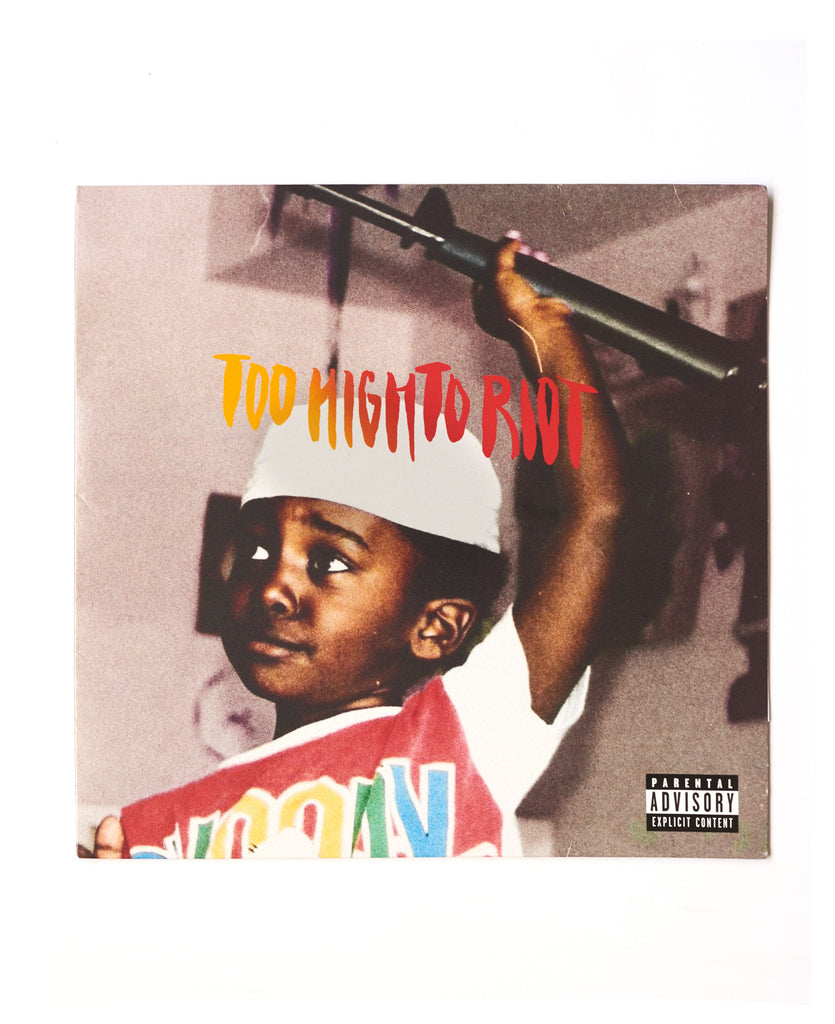 TOO HIGH TO RIOT - VINYL [LIMITED EDITION]