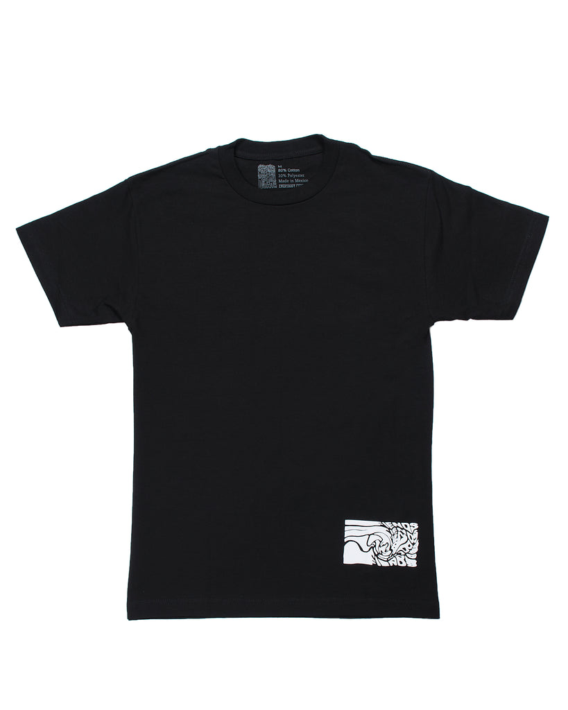 THE DALÍ TEE - BLACK