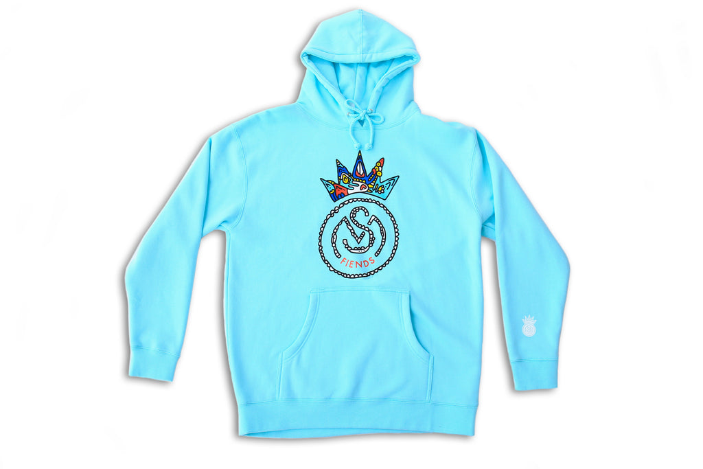 THE MINT SMF HOODIE