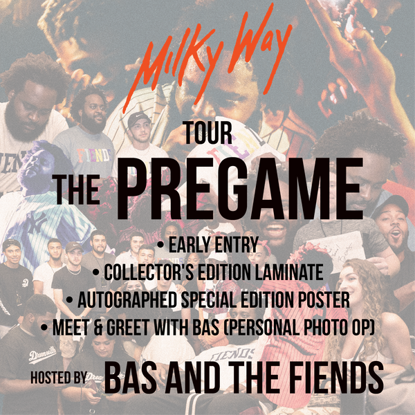 The Pregame - Milky Way VIP Package