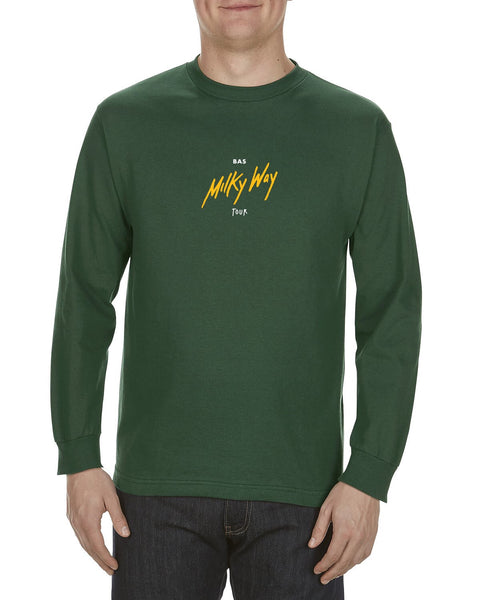 THE MILKY WAY TOUR LONGSLEEVE