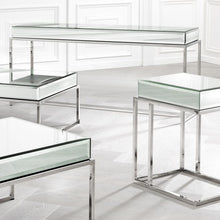 Load image into Gallery viewer, Beverley Hills Mirrored Console Table