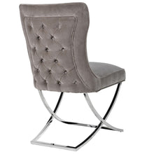 Load image into Gallery viewer, Bentley Grey Dining Chair