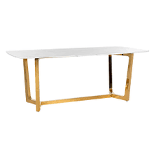 Load image into Gallery viewer, Dynasty Gold Dining Table