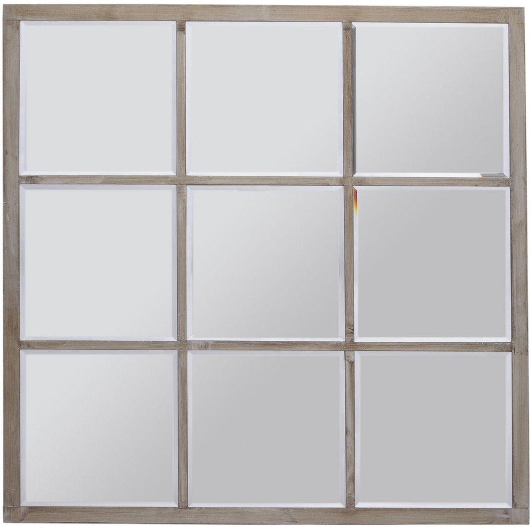 Blakely 9 Square Mirror - Small
