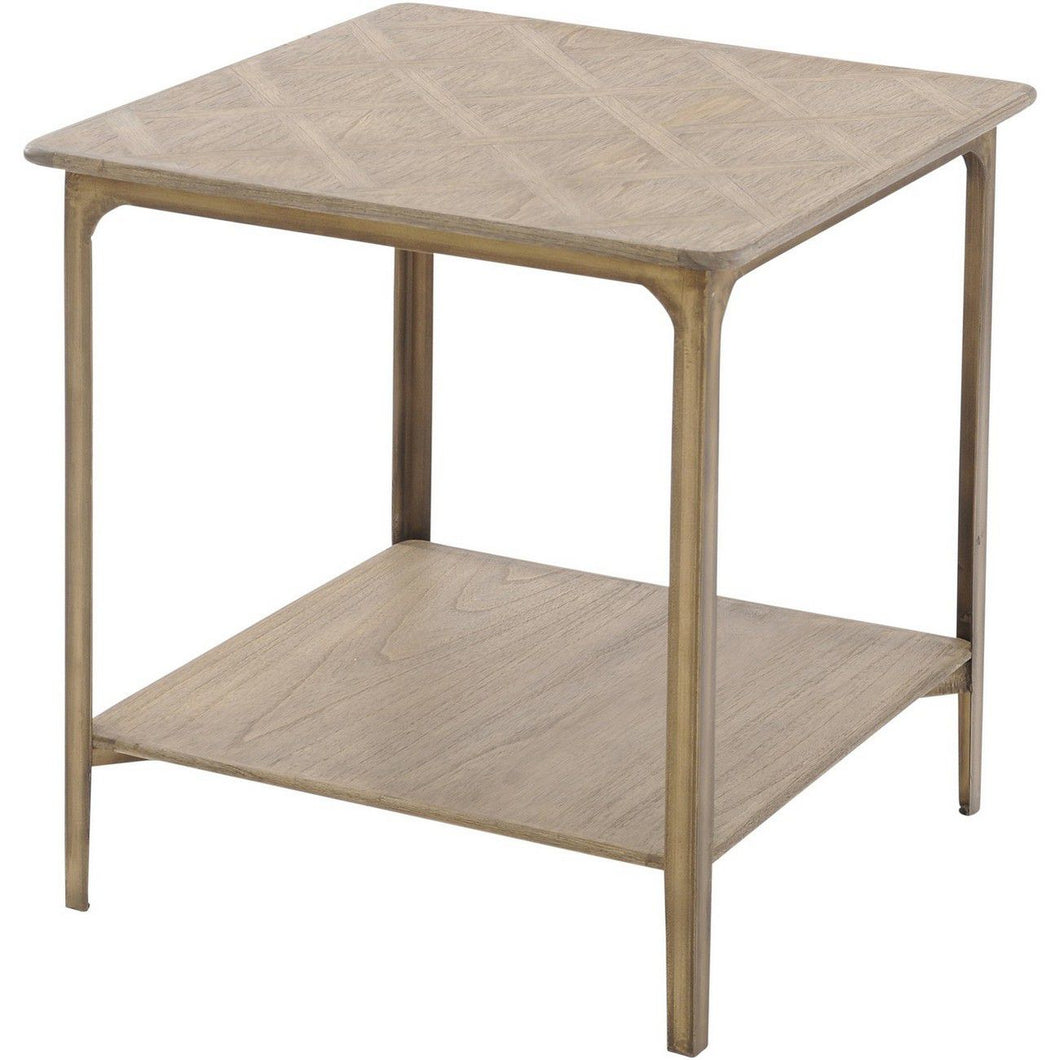 Anstey Mindi Wood Side Table