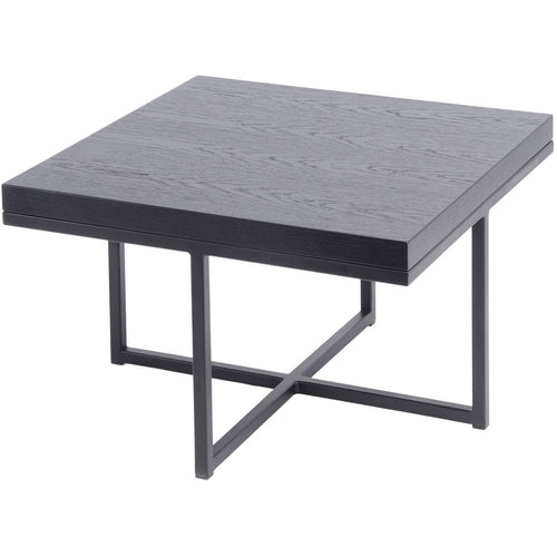 Chancery Black Coffee Table Small