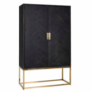 Blackbone Gold 2 Door Cabinet