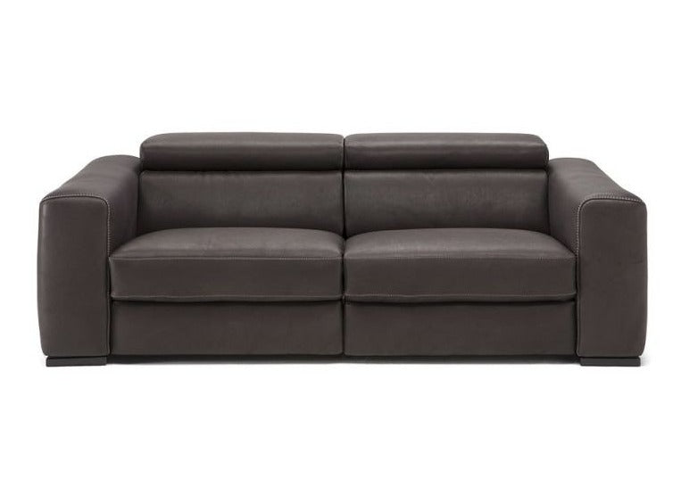 Forza B790 Natuzzi Editions Leather Sofa