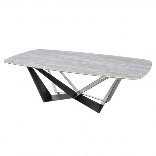 Basilico Calco Grigo Dark Ceramic Table