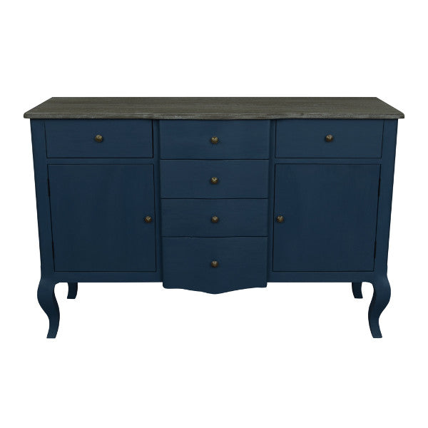 Celine 2 DR/ 6 Drawer Sideboard