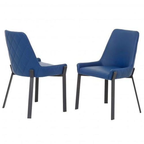 Calabria Dining Chairs Blue