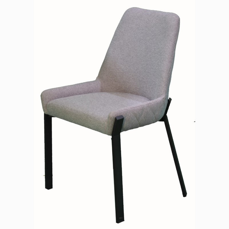 Calabria Chair – Grey Fabric