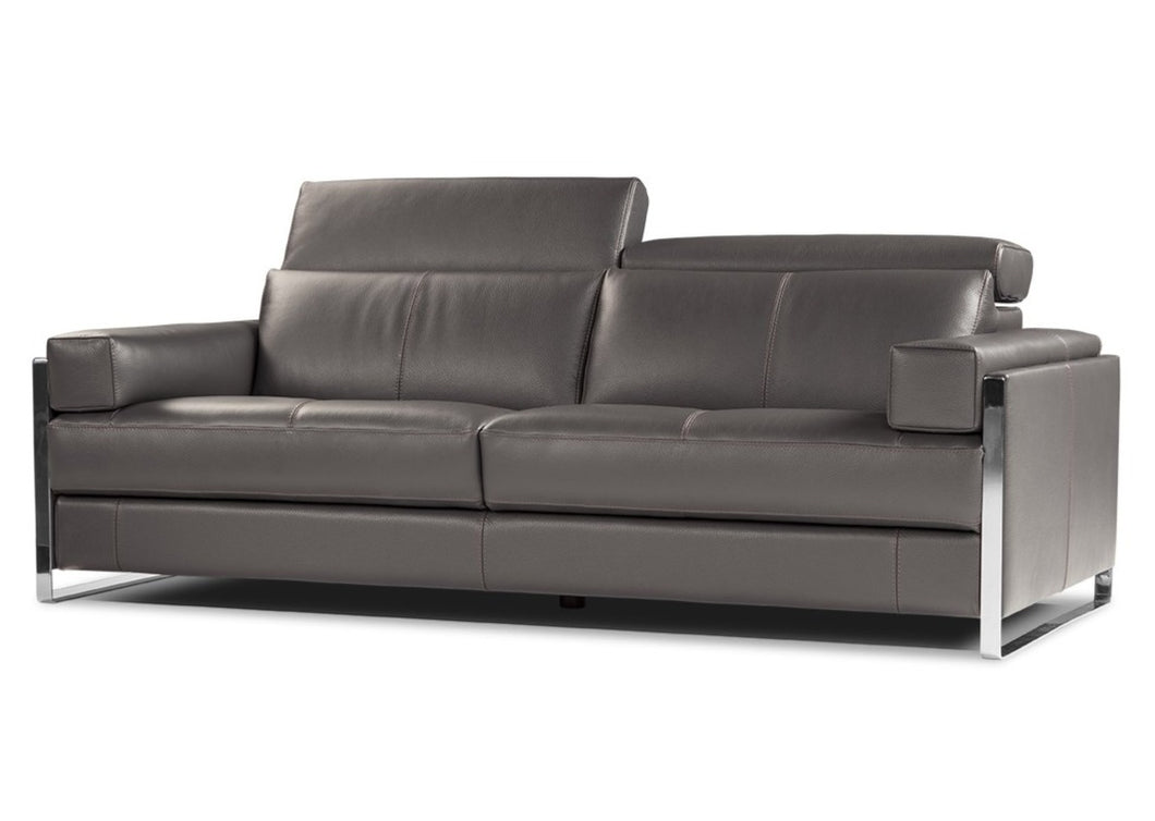 Calia Canova Leather Sofa