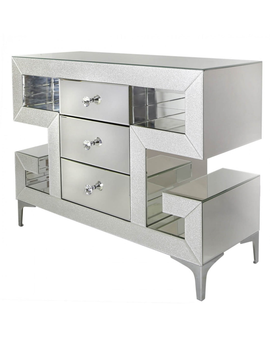 Arianna Mirrored Chest