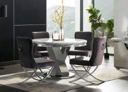 Sylvia 1.2M Round Dining Table