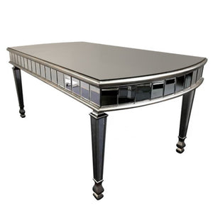 Harriot Mirrored Dining Table