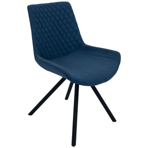 Sigma Dining Chair Blue