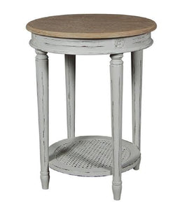 Val Round Side Table