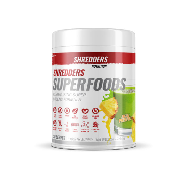 Shredders SUPERFOODS