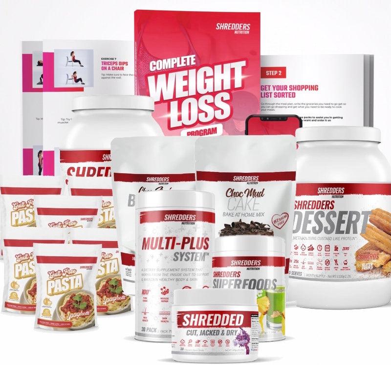 Complete Weight Loss Program Stack