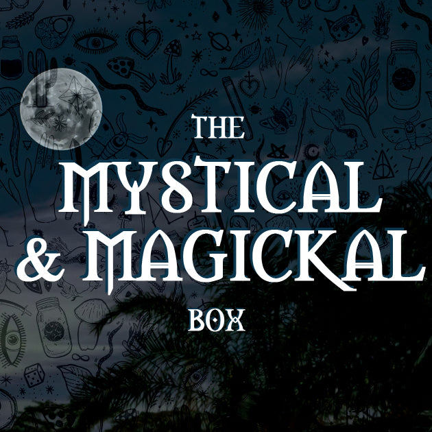 The Mystical and Magickal Box // Volume 2