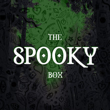 Load image into Gallery viewer, The Spooky Box // Volume 1