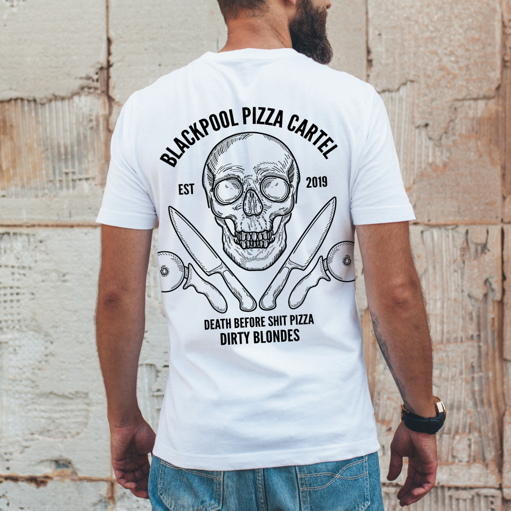 Blackpool Pizza Cartel T-Shirt