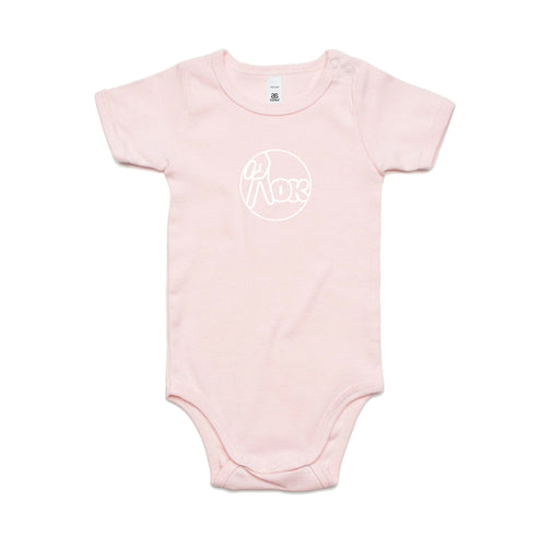 AOK Baby Romper - Pink