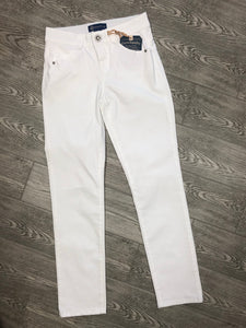 Democracy white pants - Boutique 309