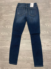 "Load image into Gallery viewer, Reflecting Pool ""Jude"" Mid Rise Skinny Ankle Jean"